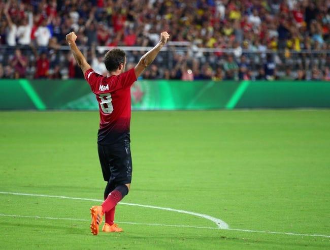 Soccer | Southampton vs Manchester United