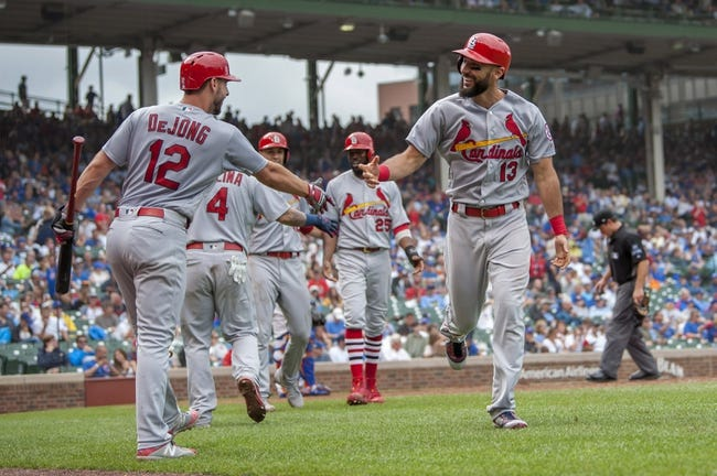Chicago Cubs vs. St. Louis Cardinals - Game 2 7/21/18 MLB Pick, Odds, and Prediction