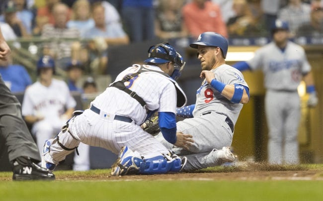 Milwaukee Brewers vs. Los Angeles Dodgers - 7/21/18 MLB Pick, Odds, and Prediction