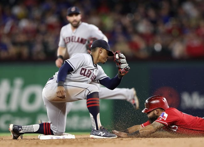 Texas Rangers vs. Cleveland Indians - 7/21/18 MLB Pick, Odds, and Prediction