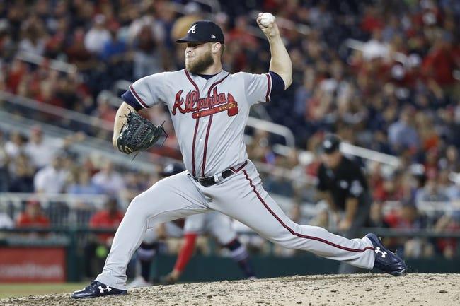 Washington Nationals vs. Atlanta Braves - 7/22/18 MLB Pick, Odds, and Prediction