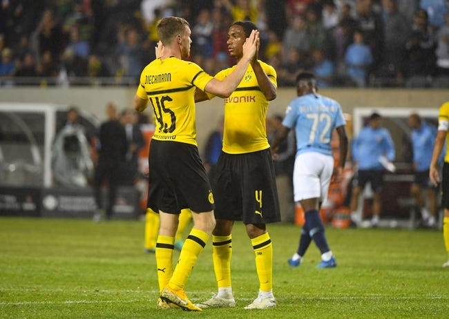 Liverpool vs Borussia Dortmund- 7/22/2018 Preseason Friendly Soccer Pick, Preview, Odds, Predictions