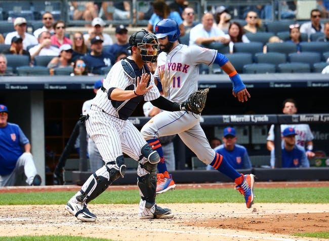 New York Yankees vs. New York Mets - 7/22/18 MLB Pick, Odds, and Prediction