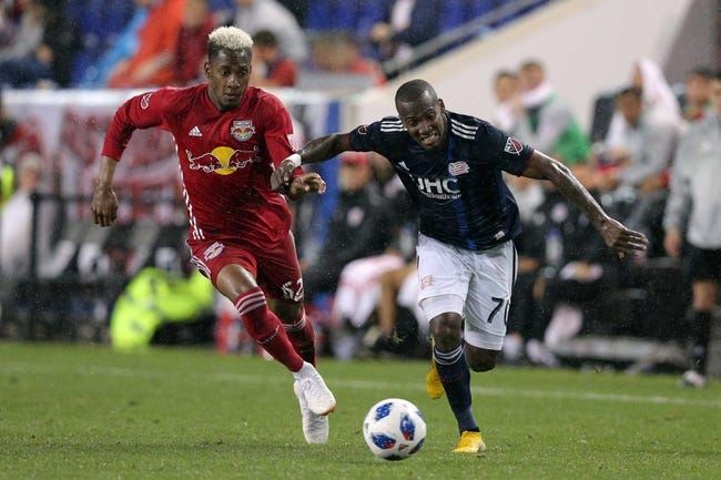 Soccer | New York Red Bulls vs DC United