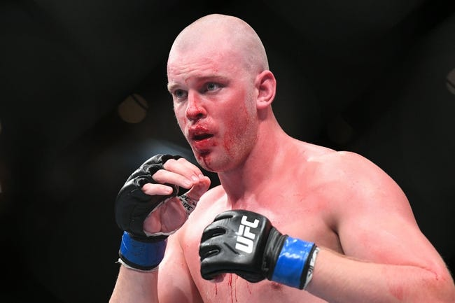 MMA | Stefan Struve vs. Marcos Rogerio de Lima