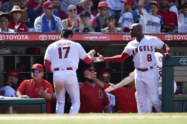 MLB | Chicago White Sox (34-63) at Los Angeles Angels (49-50)