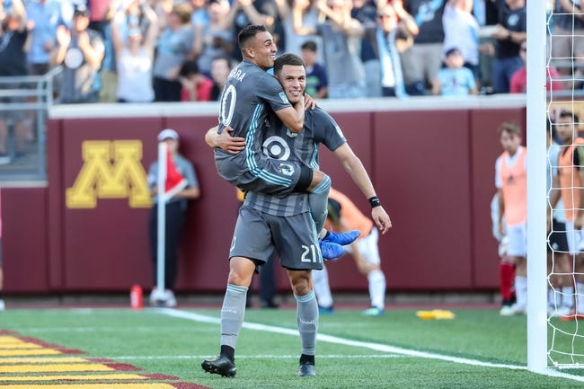 Vancouver Whitecaps vs Minnesota United - 7/28/18 MLS Soccer Pick, Odds, and Prediction