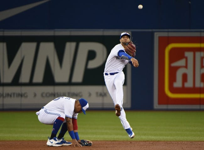 Toronto Blue Jays vs. Minnesota Twins - 7/24/18 MLB Pick, Odds, and Prediction