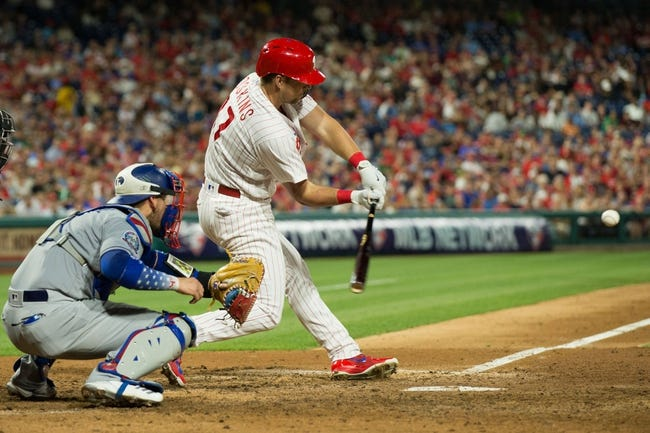 Philadelphia Phillies vs. Los Angeles Dodgers - 7/25/18 MLB Pick, Odds, and Prediction