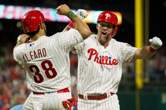 Philadelphia Phillies vs. Los Angeles Dodgers - 7/24/18 MLB Pick, Odds, and Prediction