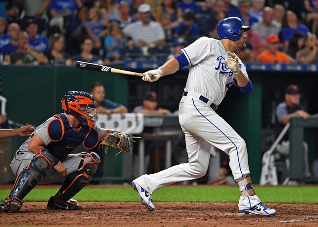 MLB | Detroit Tigers (43-59) at Kansas City Royals (30-69)