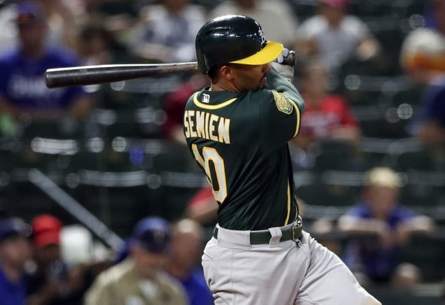 Texas Rangers vs. Oakland Athletics - 7/24/18 MLB Pick, Odds, and Prediction