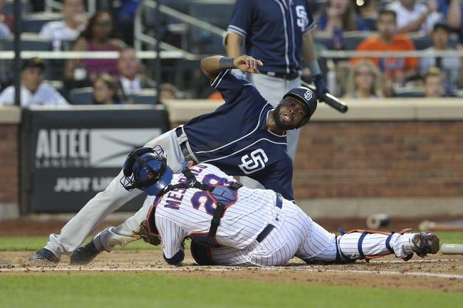 New York Mets vs. San Diego Padres - 7/25/18 MLB Pick, Odds, and Prediction