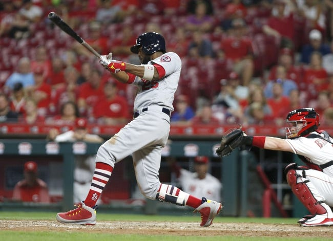 Cincinnati Reds vs. St. Louis Cardinals - 7/25/18 MLB Pick, Odds, and Prediction