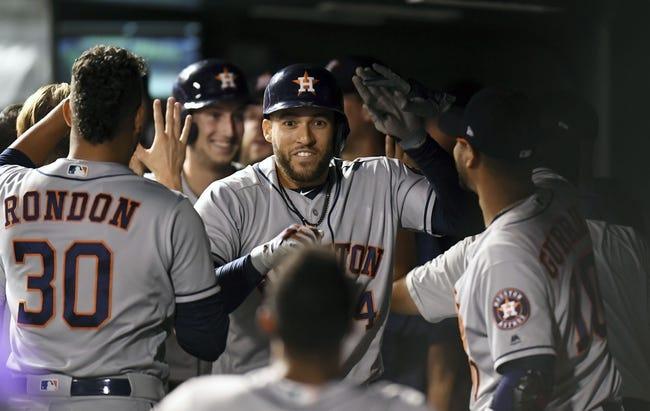 Colorado Rockies vs. Houston Astros - 7/25/18 MLB Pick, Odds, and Prediction