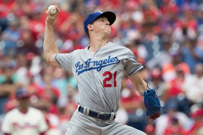 Los Angeles Dodgers vs. Milwaukee Brewers - 7/31/18 MLB Pick, Odds, and Prediction
