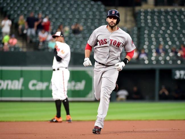 Baltimore Orioles vs. Boston Red Sox - 8/10/18 MLB Pick, Odds, and Prediction