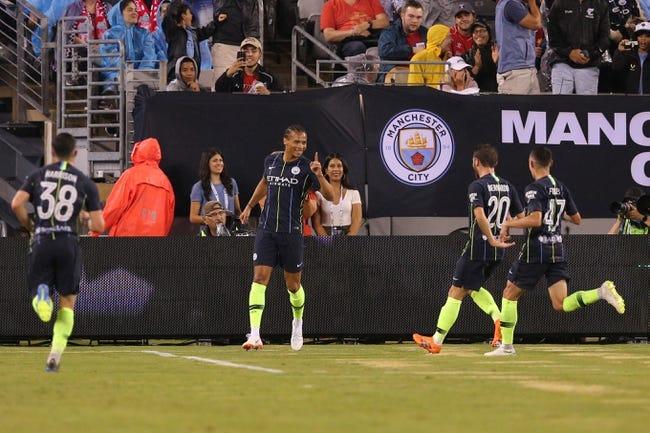 Soccer   West Ham vs Manchester City