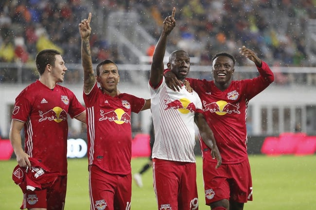 New York Red Bulls vs Columbus Crew - 7/28/18 MLS Soccer Pick, Odds, and Prediction