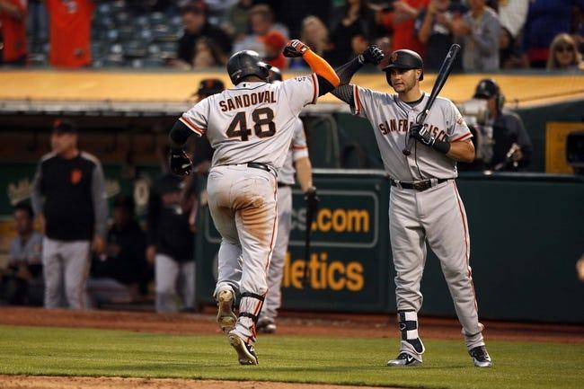 San Francisco Giants vs. Milwaukee Brewers - 7/26/18 MLB Pick, Odds, and Prediction