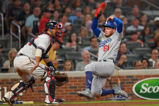 Atlanta Braves vs. Los Angeles Dodgers - 7/27/18 MLB Pick, Odds, and Prediction