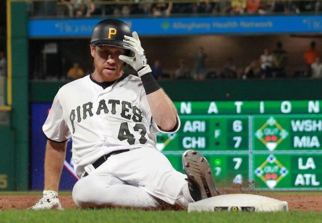 Pittsburgh Pirates vs. New York Mets - 7/27/18 MLB Pick, Odds, and Prediction