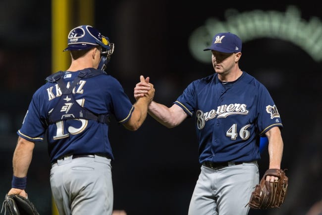 MLB | Milwaukee Brewers (59-46) at San Francisco Giants (52-52)