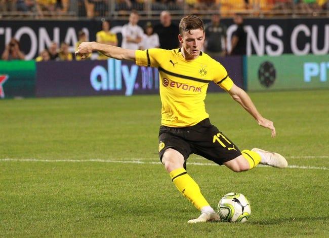 Soccer | Tottenham vs Borussia Dortmund