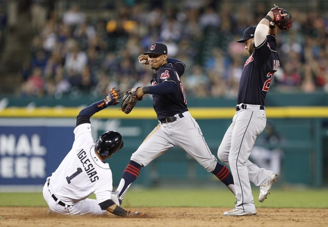 Detroit Tigers vs. Cleveland Indians - 7/28/18 MLB Pick, Odds, and Prediction