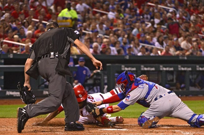 St. Louis Cardinals vs. Chicago Cubs - 7/28/18 MLB Pick, Odds, and Prediction