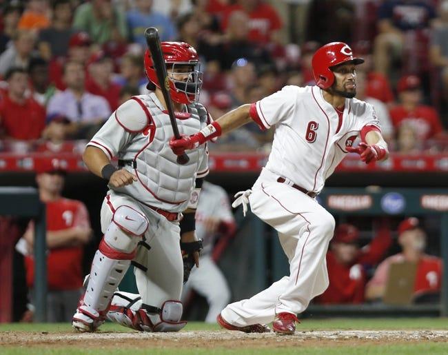 Cincinnati Reds vs. Philadelphia Phillies - 7/28/18 MLB Pick, Odds, and Prediction