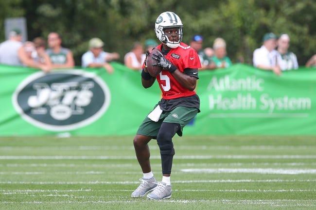 Atlanta Falcons at New York Jets - 8/10/18 NFL Pick, Odds, and Prediction