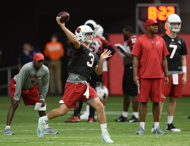 Los Angeles Chargers at Arizona Cardinals - 8/11/18 NFL Pick, Odds, and Prediction