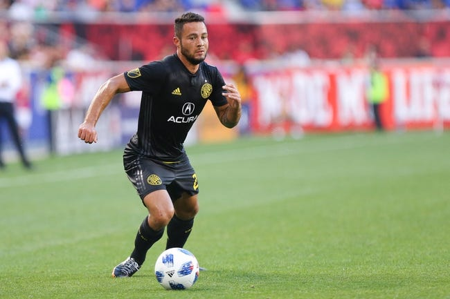Columbus Crew vs. Houston Dynamo - 8/11/18 MLS Soccer Pick, Odds, and Prediction