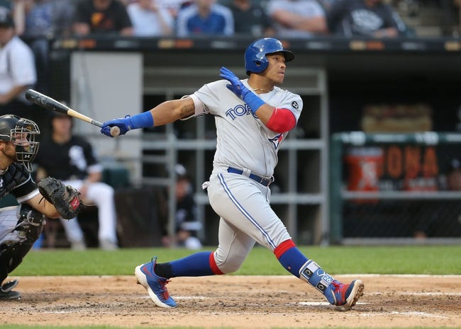 MLB | Toronto Blue Jays (47-55) at Chicago White Sox (36-67)