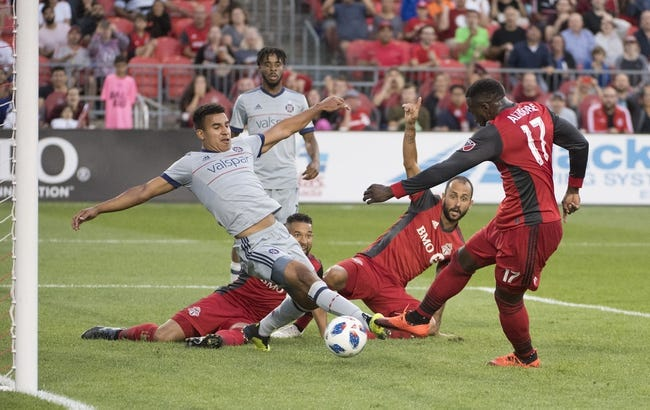 Real Salt Lake vs. Chicago Fire - 8/4/18 MLS Soccer Pick, Odds, and Prediction