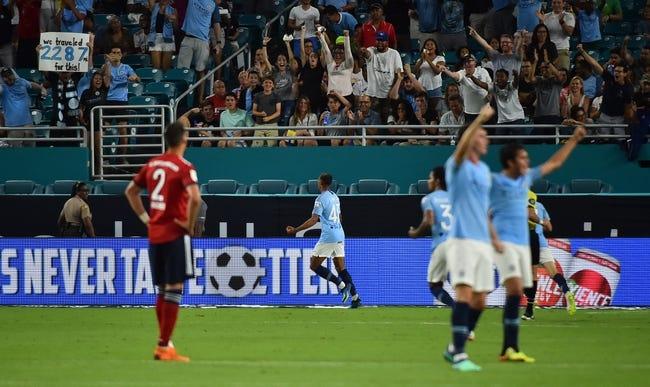 Soccer | Chelsea vs Manchester City