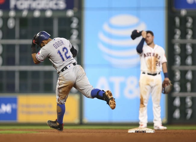 Houston Astros vs. Texas Rangers - 7/29/18 MLB Pick, Odds, and Prediction