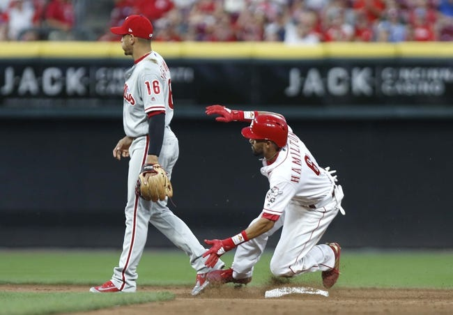 MLB | Philadelphia Phillies (58-45) at Cincinnati Reds (46-58)