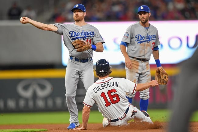 Atlanta Braves vs. Los Angeles Dodgers - 7/29/18 MLB Pick, Odds, and Prediction