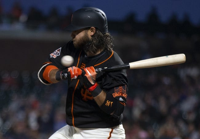 San Francisco Giants vs. Milwaukee Brewers - 7/29/18 MLB Pick, Odds, and Prediction