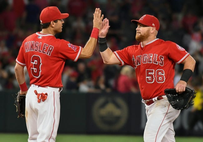 MLB | Seattle Mariners (61-43) at Los Angeles Angels (54-52)