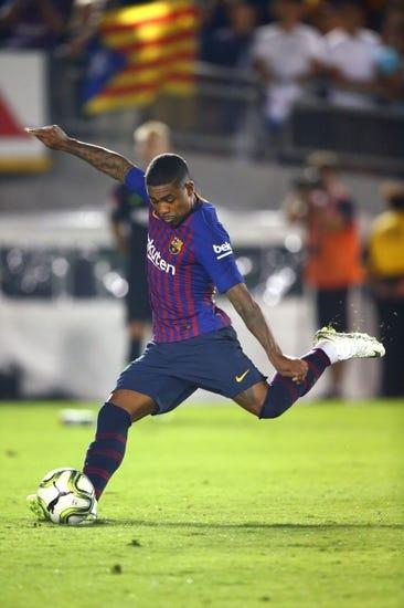 FC Barcelona vs AS Roma - 7/31/18 Preseason Friendly Soccer Pick, Odds and Predictions