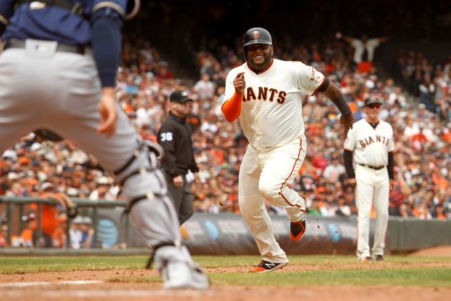 MLB | San Francisco Giants (68-73) at Milwaukee Brewers (79-62)