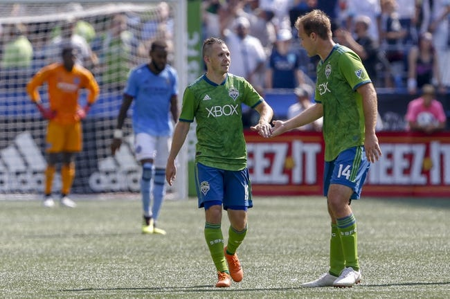 Minnesota United vs Seattle Sounders - 8/4/18 MLS Soccer Pick, Odds, and Prediction