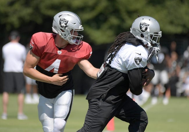 Detroit Lions at Oakland Raiders - 8/10/18 NFL Pick, Odds, and Prediction
