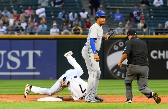 Chicago White Sox vs. Kansas City Royals - 8/1/18 MLB Pick, Odds, and Prediction