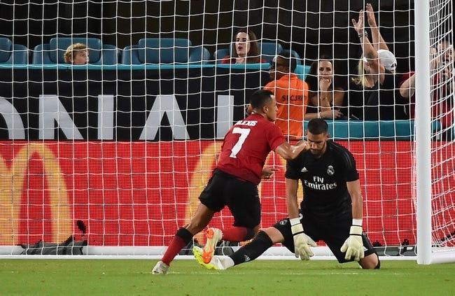 Soccer | Manchester United vs Arsenal