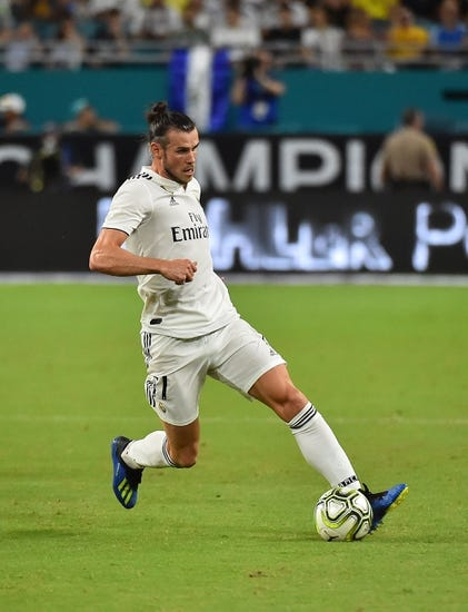 Real Madrid vs AS Roma - 8/7/18 Friendly Soccer Pick, Odds, and Prediction