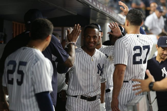 MLB | Baltimore Orioles (32-74) at New York Yankees (67-37)